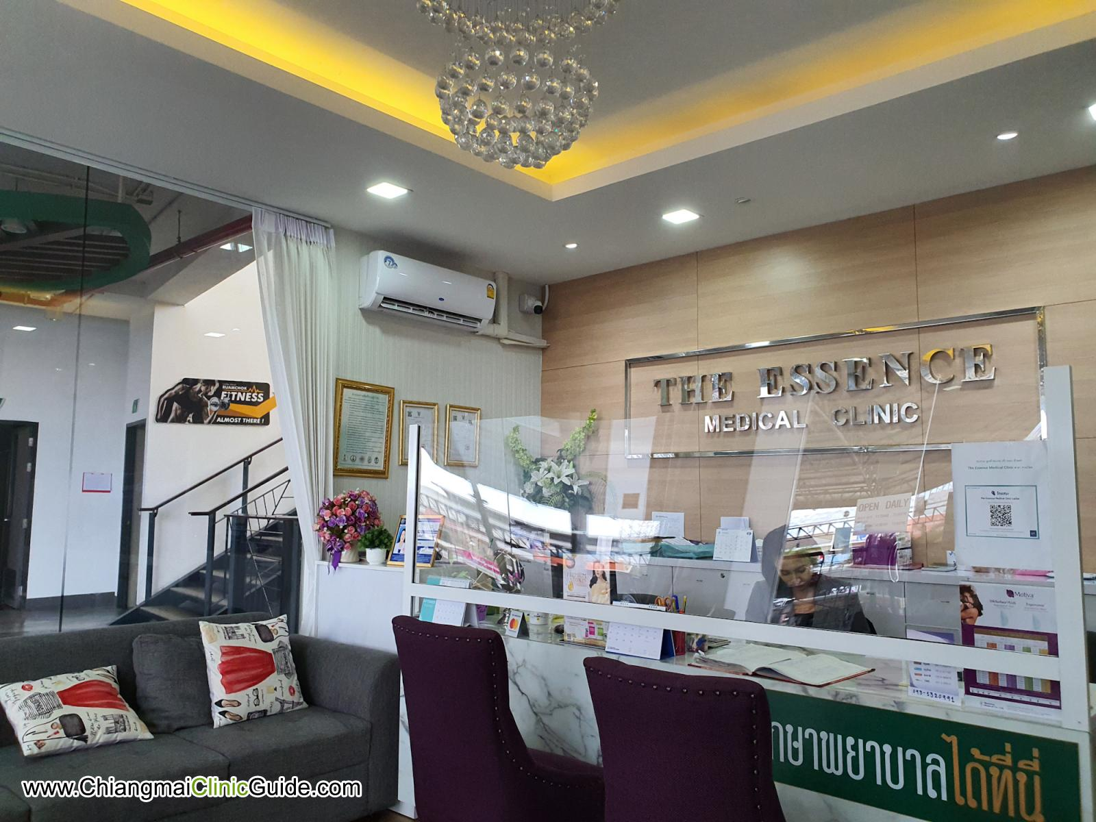 the essence clinic